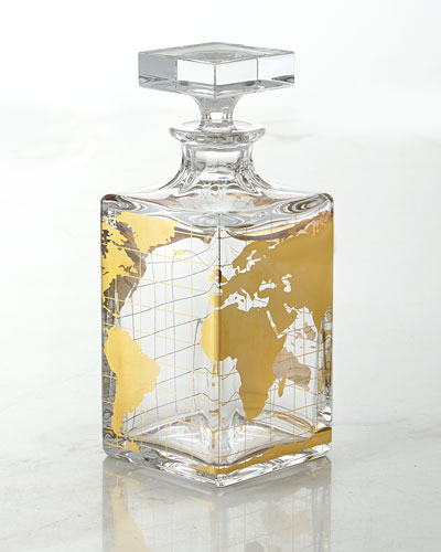 Atlas Whiskey Decanter