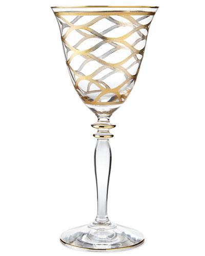 Elegant Net Wine Glass