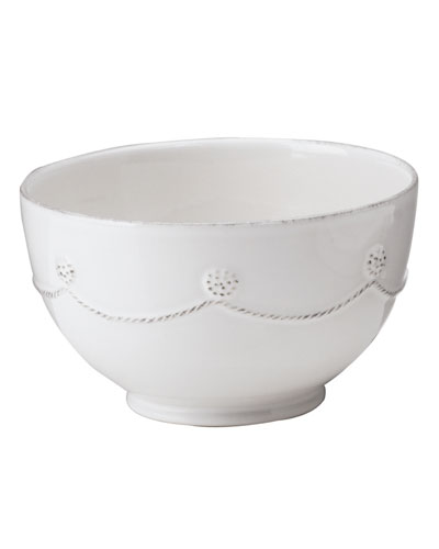 Berry & Thread White Round Cereal Bowl