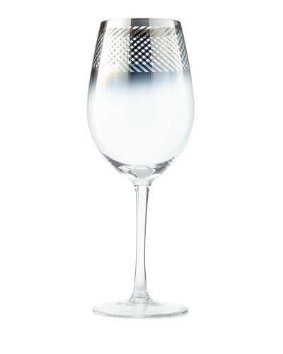 Cheers Metallic Goblets, 4-Piece Set