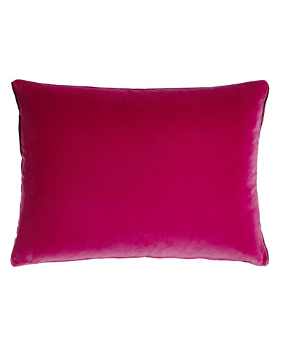 Cassia Magenta Pillow, 18