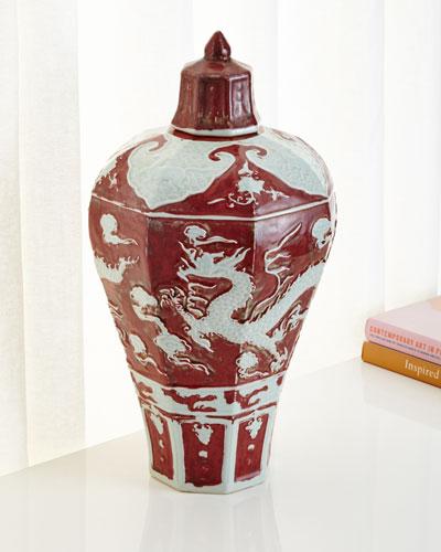 Hex Warrior Jar