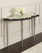 Ursula Fossil Console Table