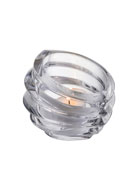 Eko Clear Votive Candle Holder