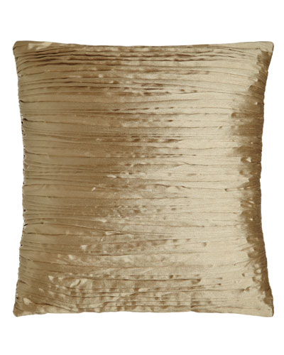 Pleated Pillow, 18