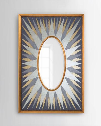 Sunna Oval Mirror