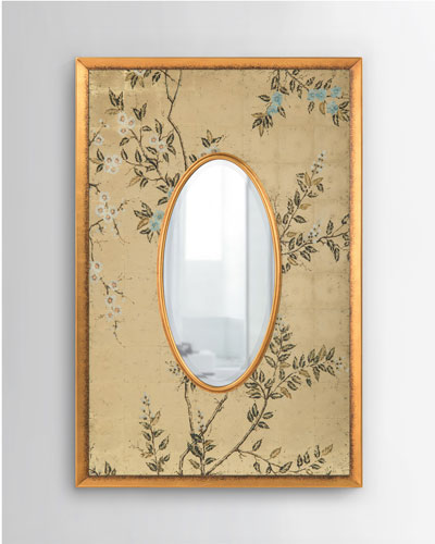 Blossom II Mirror