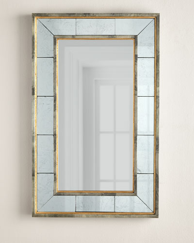 EVELYN EGLOMISE MIRROR
