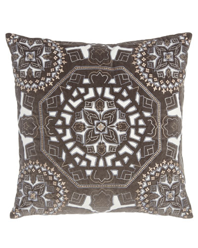 Espana Gray Pillow