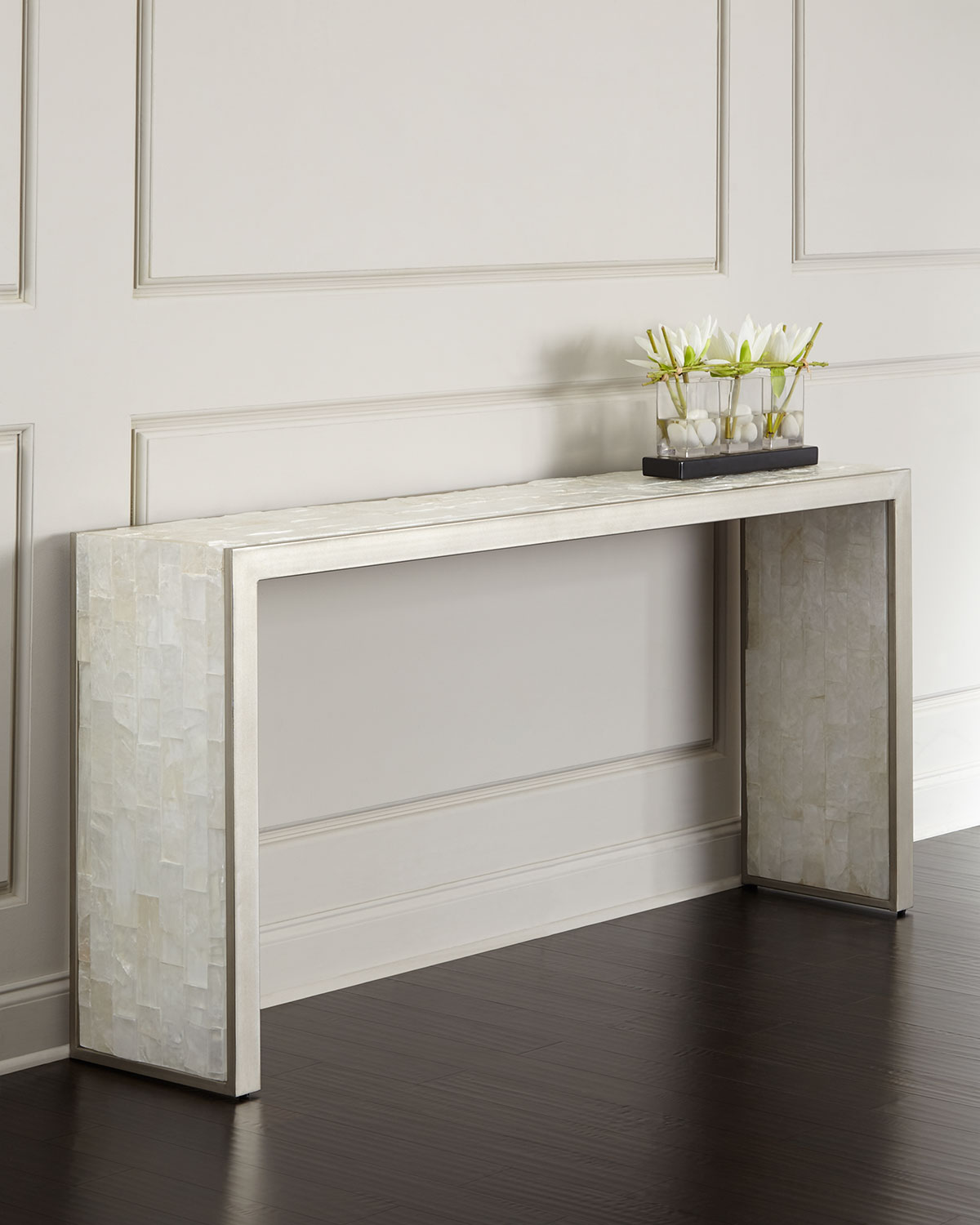 Hooker Furniture Blanc Chapel Console Table