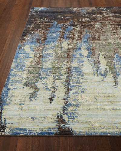 Moody Blues Rug, 9'9