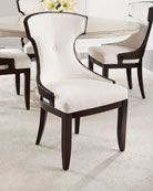 Rhoda Wicker Dining Chair