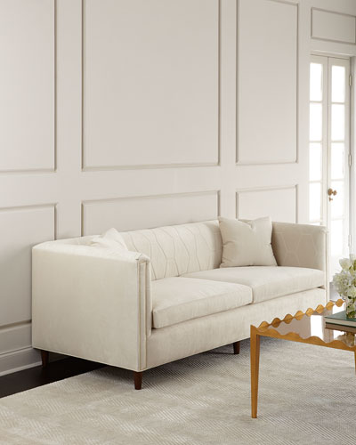 Maxwell Tufted Sofa