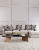 Zanzibar Right Chaise Sectional Sofa