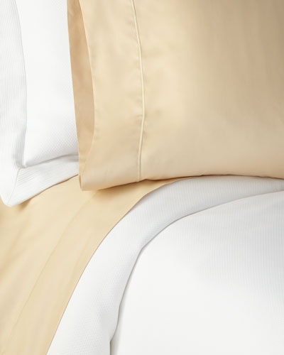 King Soprano 420TC Fitted Sheet
