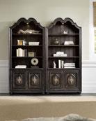 Vetrano Bunching Bookcase