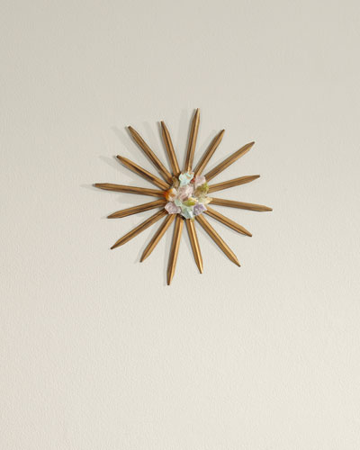 Small Gemstone Aura Wall Decor