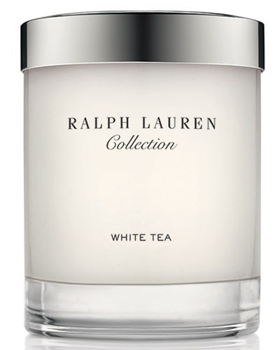 White Tea Candle, 210g
