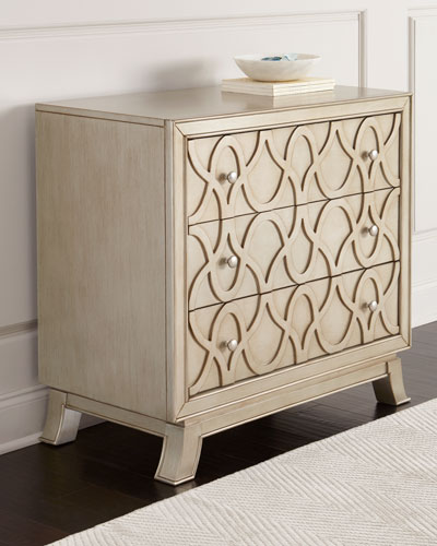 Trinity 3-Drawer Chest