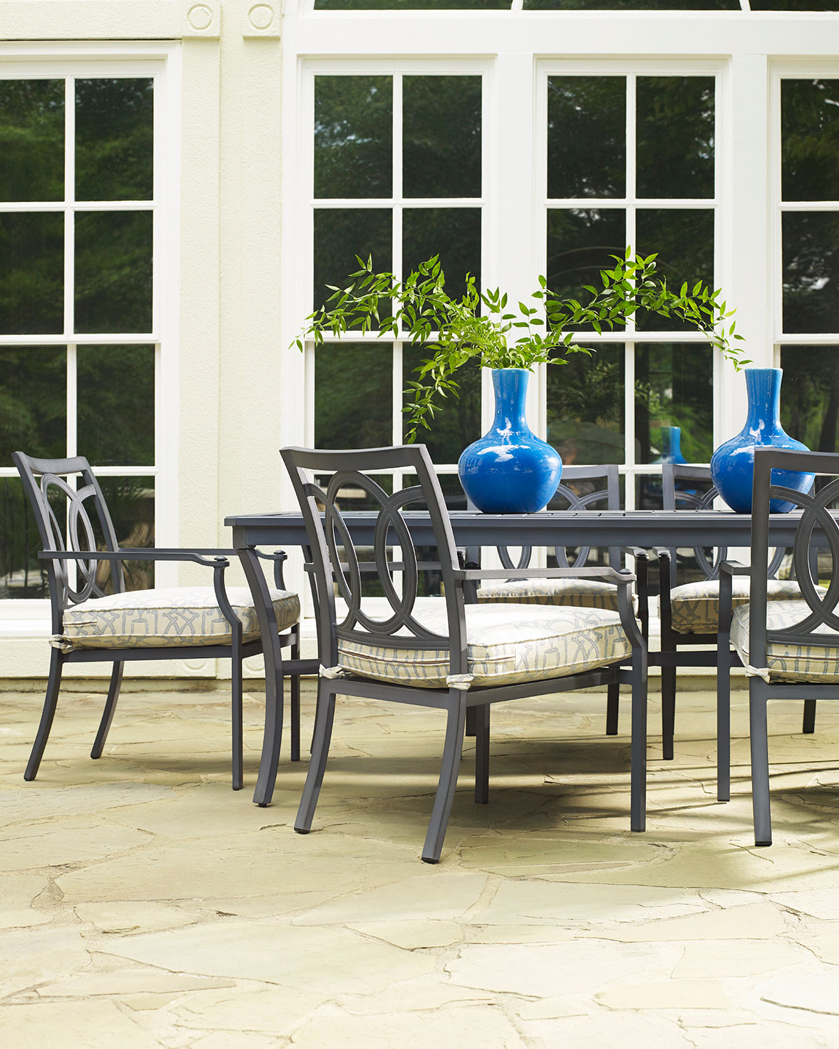 Raleigh Rectangular Outdoor Dining Table