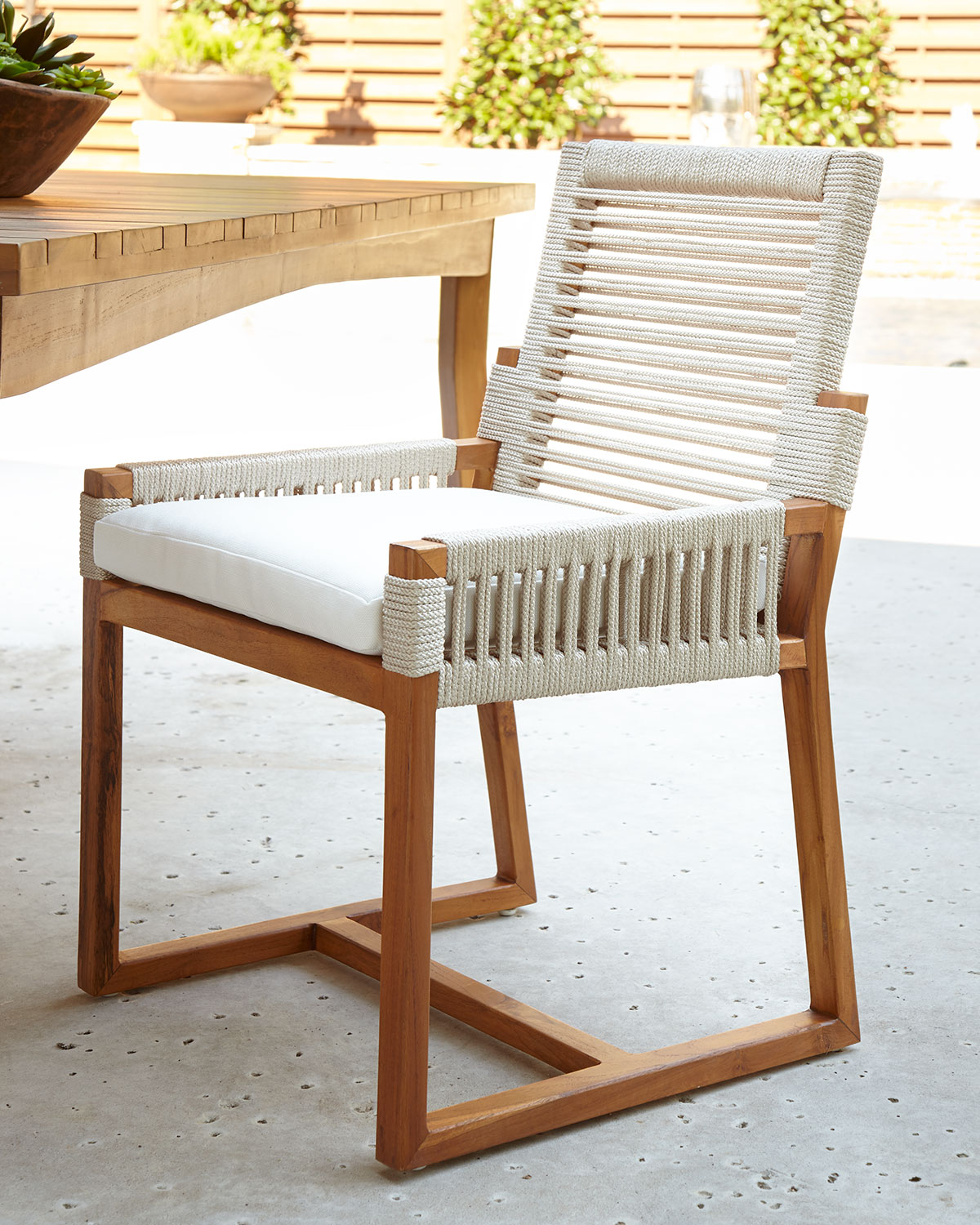 San Martin Outdoor Dining Side Chair