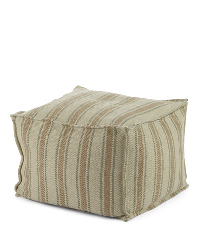 Cambridge Ocean Outdoor Pouf