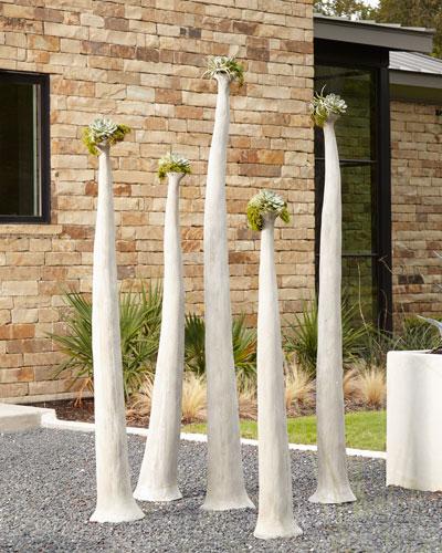 Hoodoo Sculpture, 5-Piece Set
