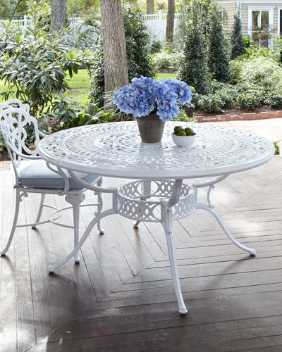 Quick Look - Aluminum Handcrafted Outdoor Furniture Neiman Marcus
