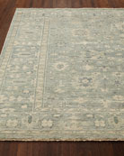 Lambros Hand Knotted Rug, 8' x 10'