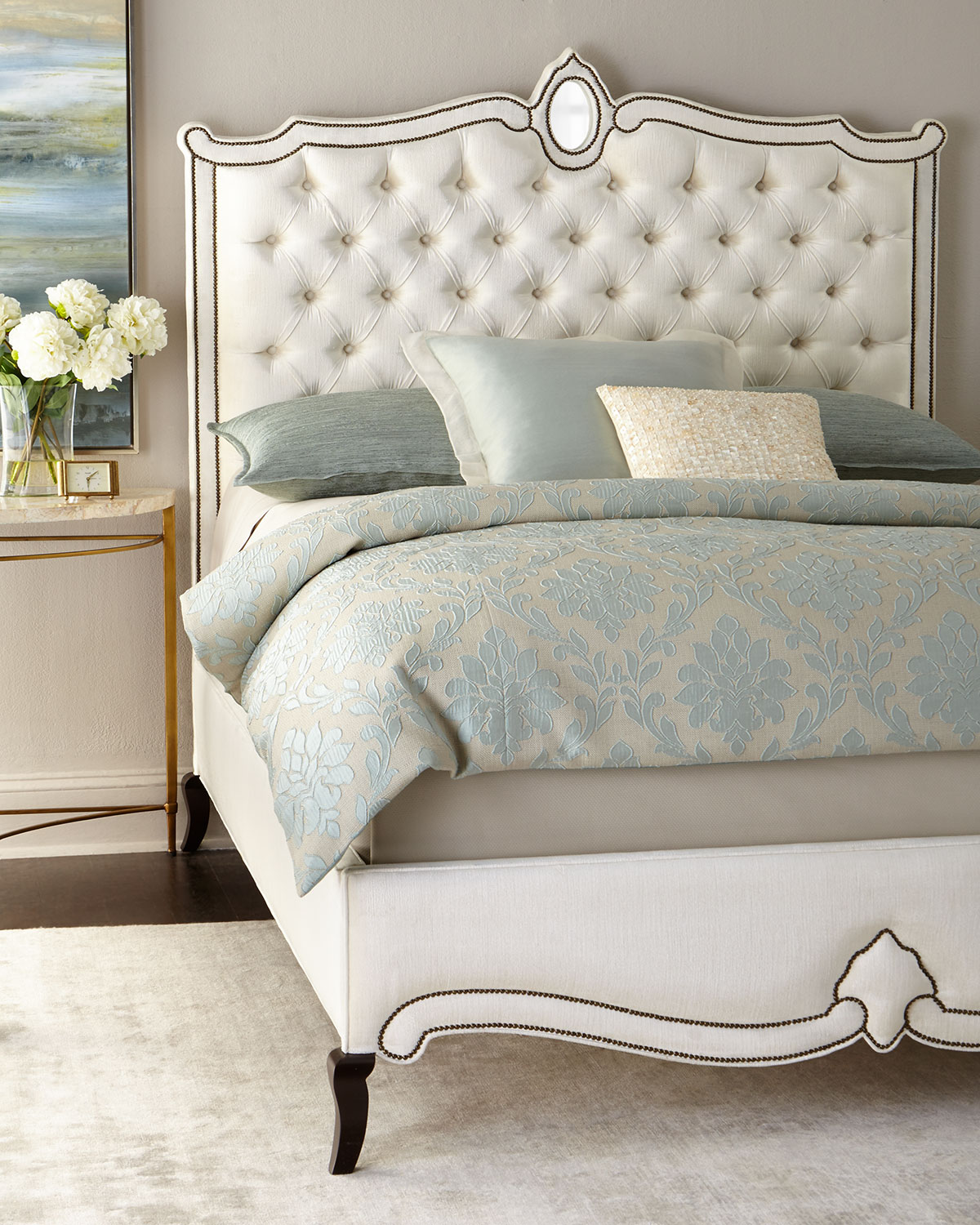 Christine Queen Bed