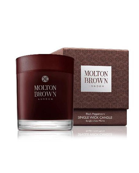 Molton Brown 6.3 oz. Re-Charge Black Peppercorn Single-Wick Candle