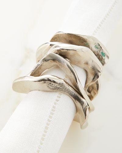 Molten Napkin Ring