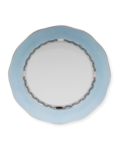 Chinese Bouquet Charger Plate