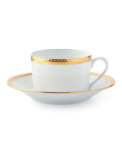 Symphony Gold Saucer