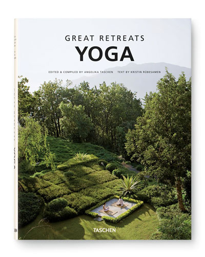 Great Retreats Yoga Hardcover Book