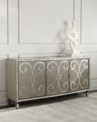 Juliet Mirrored Buffet