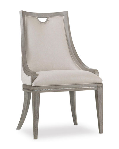 Juliet Upholstered Side Chairs, Set of 2
