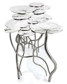 12-Leaf Lilly Pad Coffee Table