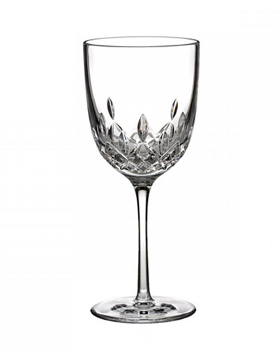 Lismore Encore White Wine Glass
