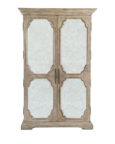 Ventura Mirrored Armoire