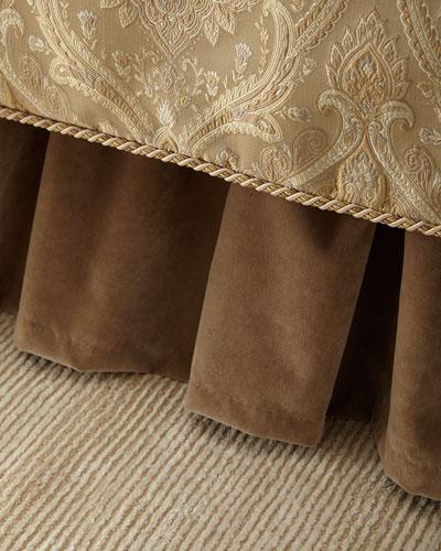 Queen Renaissance Dust Skirt