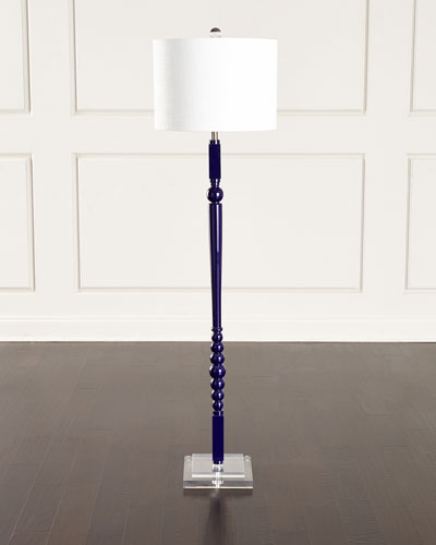 VENICE FLOOR LAMP GLOSSY IND