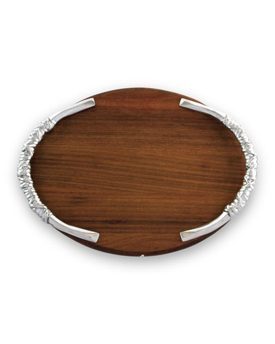 Soho Galena Oval Cutting Board