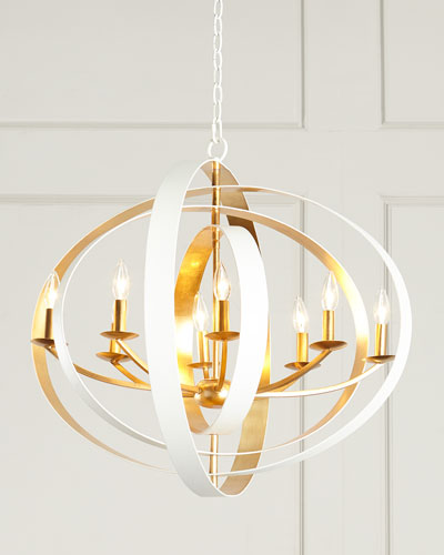 LUNA 8 LIGHT PENDANT 36X26 M