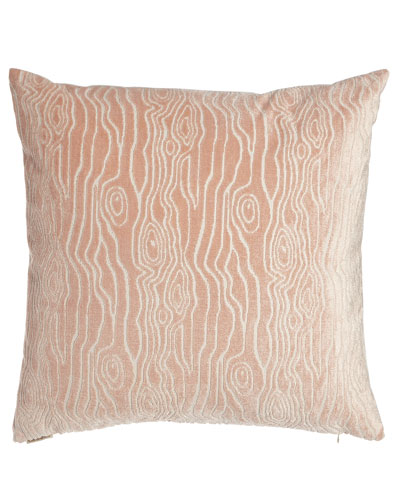 Rivers Blush Pillow