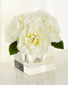 Crown Jewels Faux-Floral Arrangement