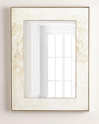 Bronze-Effect Mirror
