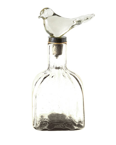 Pajaro Clear Decanter