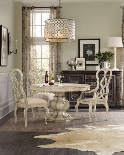 Brooks Dining Armchairs, Set of 2