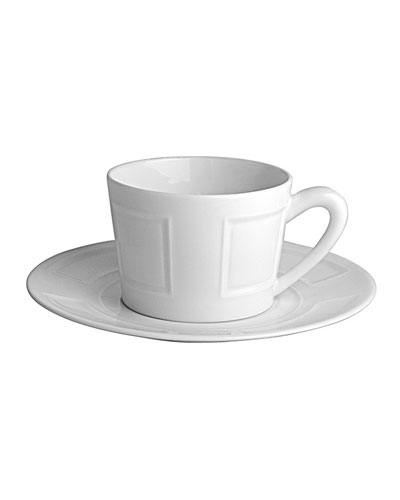 Naxos Tea Saucer